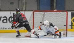 EG Diez-Limburg: Rockets schlagen Frankfurt mit 10:1