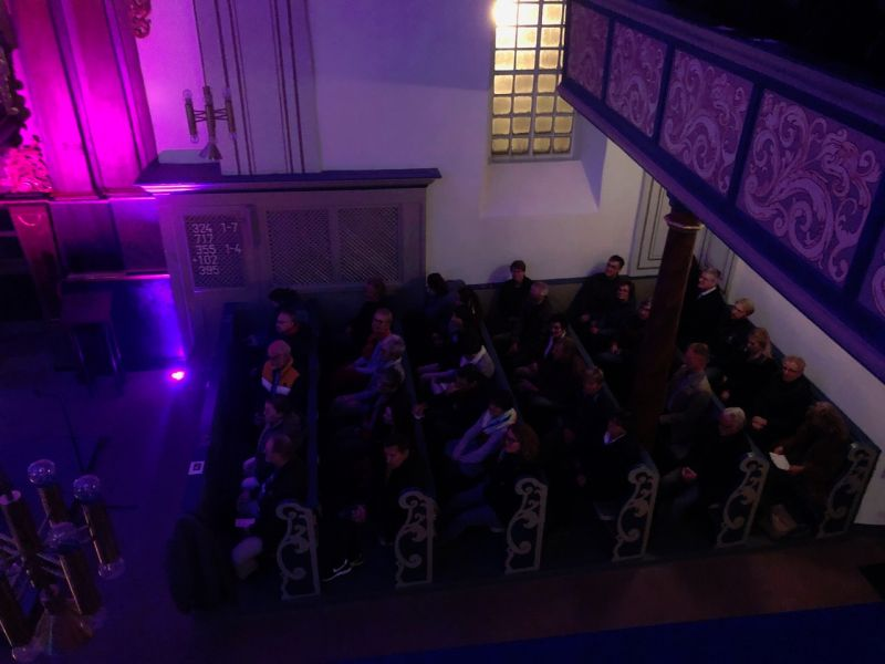 """""""Orgel rockt"""" begeisterte die Zuhörer in Neunkirchen"""