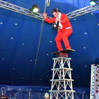 Circus Ronelli gastiert in Weitefeld