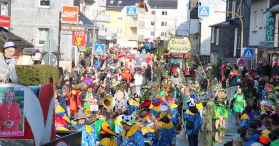 Herdorfer Karnevalisten fiebern den tollen Tagen entgegen