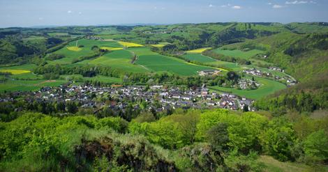 Wandern von Waldbreitbach nach Roßbach
