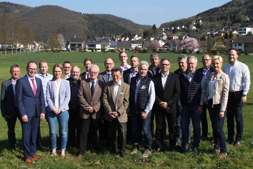 Die Kandidaten der CDU-Roßbach stellen sich persönlich vor