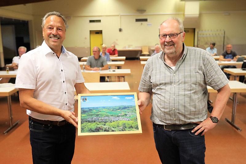 Ortsgemeinde Roßbach sucht weiter Bürgermeister