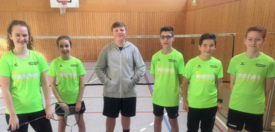 Badminton-Rheinlandmeisterschaften: Bronze f�r JSG Betzdorf/Gebhardshain