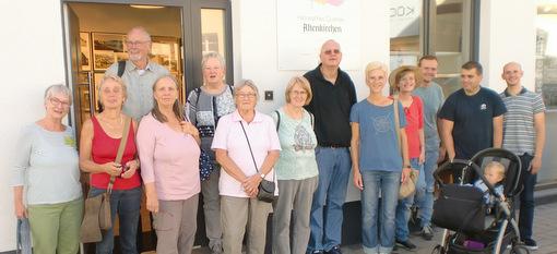 Tag des offenen Denkmals: Stadtrundgang in Altenkirchen