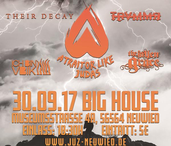 Braunschweiger Metalband Hauptact im Big House