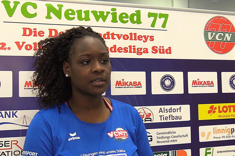 VC Neuwied: Sarah Kamarah bleibt in der Deichstadt