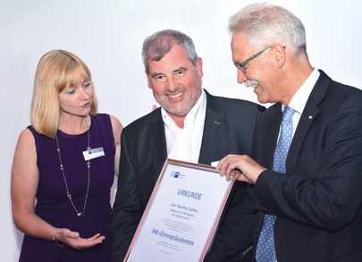 Manfred Sattler ist Ehrenpräsident der IHK Koblenz