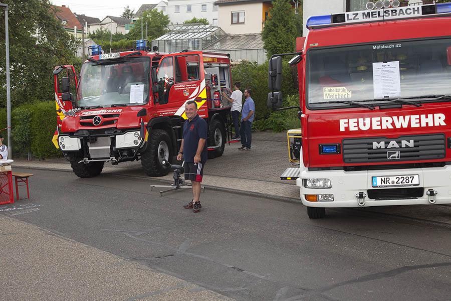 Tag der offenen Tür bei Feuerwehr Melsbach