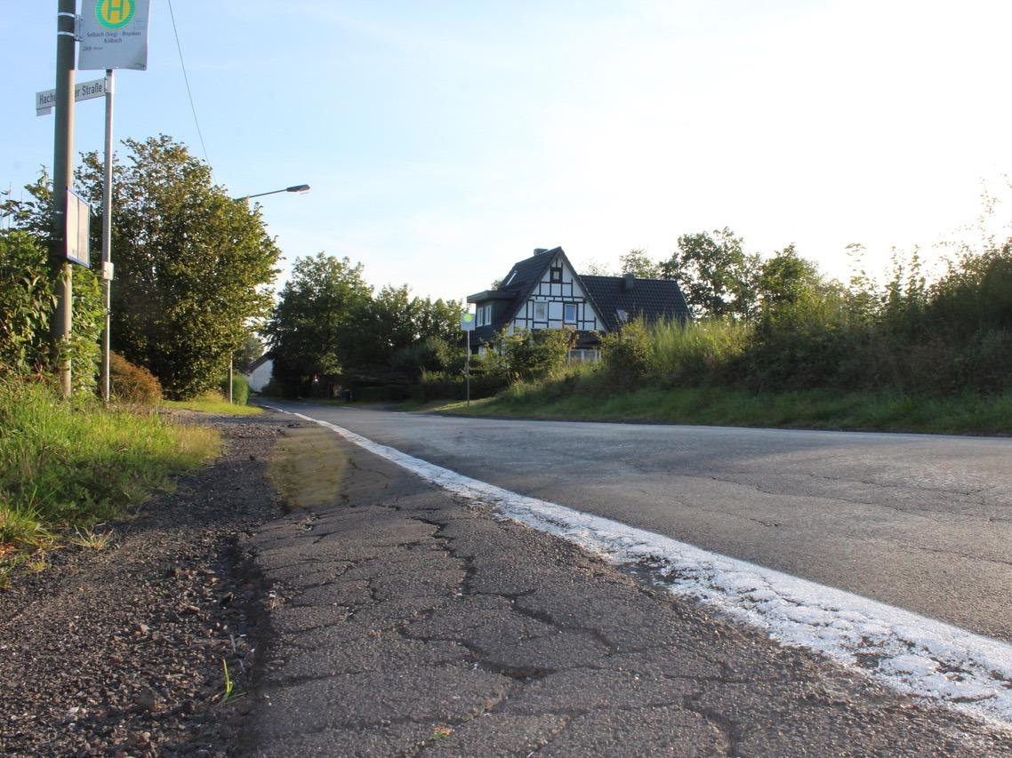 Straßen beschäftigen die Selbacher - Infrastruktur für die Zukunft