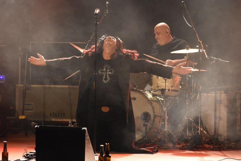 """""""Ozzy Osbourne"""" rockte den Stöffel-Park in Enspel"""