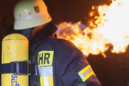 Wohnhaus in Scheuerfeld brannte nieder - Keine Verletzten