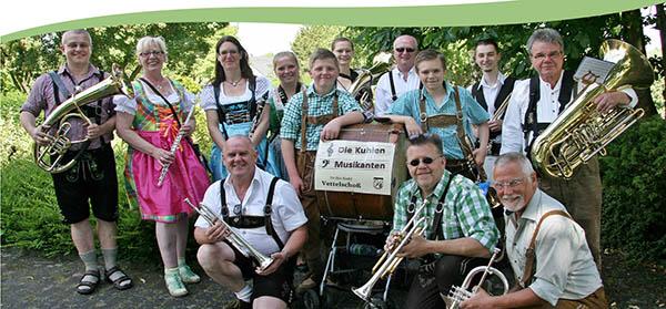 Königschießen in Roßbach am 26. August