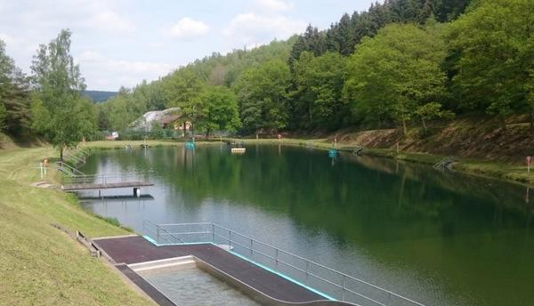 Freibad Schinderweiher �ffnet am 1. Juni