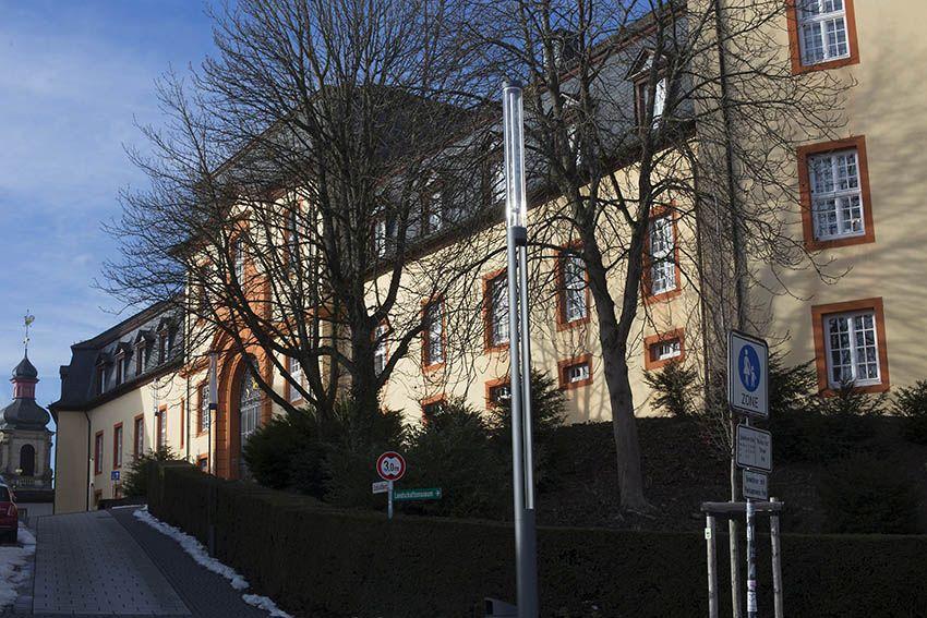 Stadtratssitzung Hachenburg in der Stadthalle