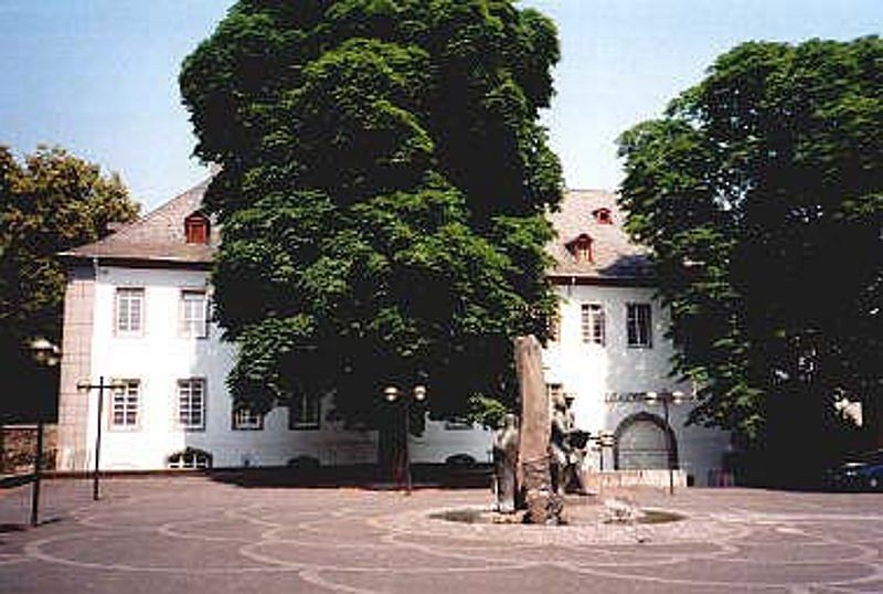 Schlosstheater. Foto: Stadt Neuwied