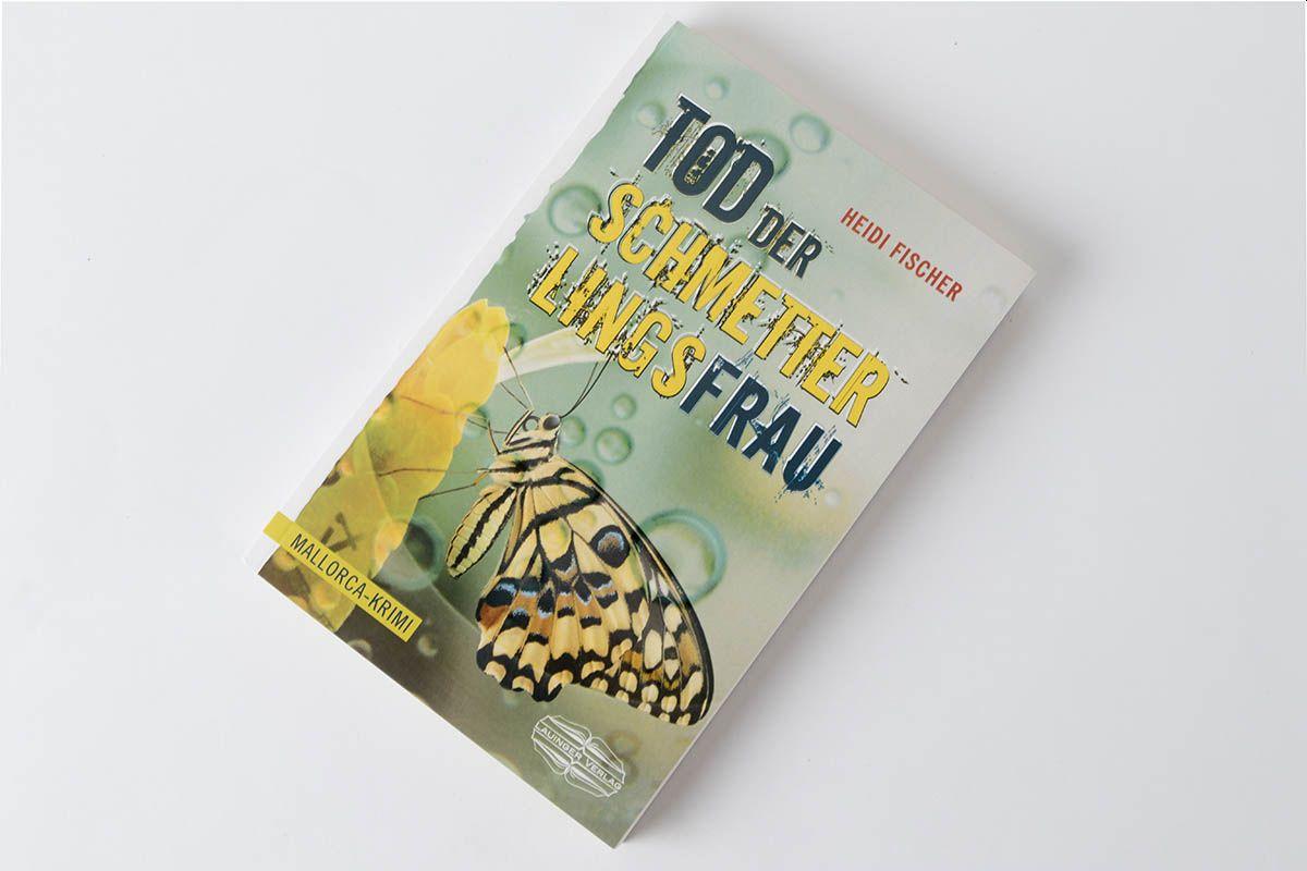 """Buchtipp: """"Tod der Schmetterlingsfrau"""" von Heidi Fischer"""