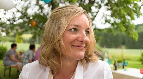 Nadja Schmidt kandidiert f�r das B�rgermeisteramt der VG Hamm