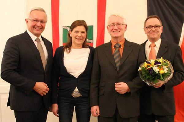 CDU einstimmig für Dr. Heinz Schmitz