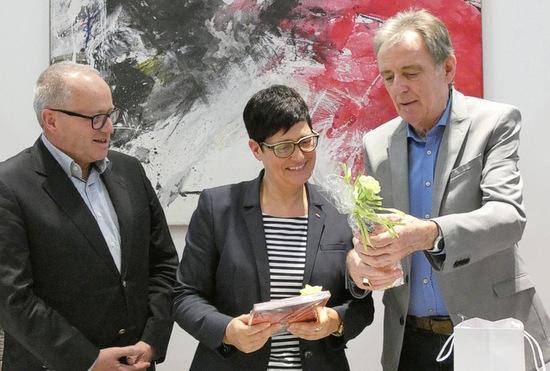 Es ging um nachhaltige Waldwirtschaft: CDU-Spitzenfrau f�r Europa zu Gast