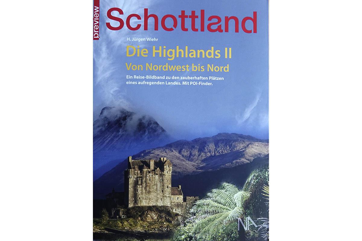 """Buchtipp: """"Schottland - Die Highlands II von Nordwest bis Nord"""""""