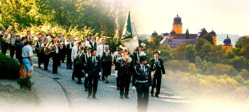Traditionelles Schützenfest in Montabaur