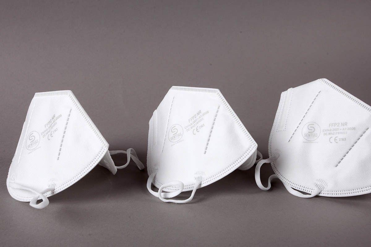 Richtige Benutzung von OP-Masken und FFP2-Masken
