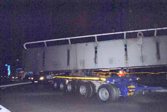 Schwere Last: Eine Br�cke f�hrt ins Ruhrgebiet