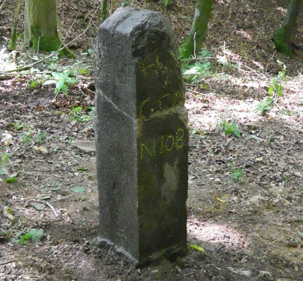 Kleindenkmal entdeckt und geborgen