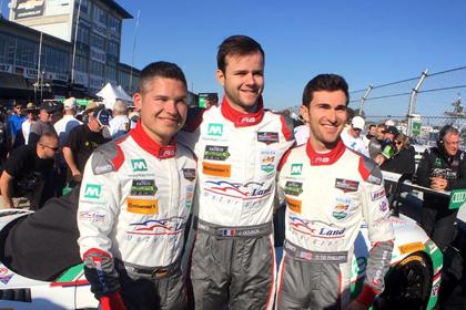 Starker 4. Platz beim 12 Stunden-Rennen in Sebring/USA