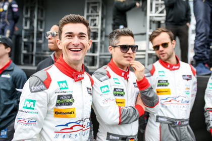 Zweiter USA-Einsatz für Team von Land-Motorsport
