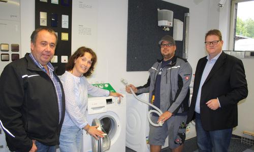 Thema Fachkräftemangel: MdL Ralf Seekatz besuchte Künz GmbH in Westerburg