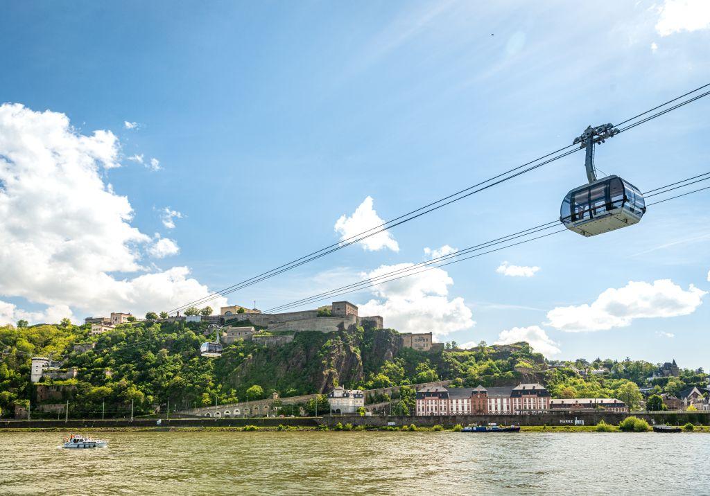 Das Koblenzer Highlight fliegt wieder