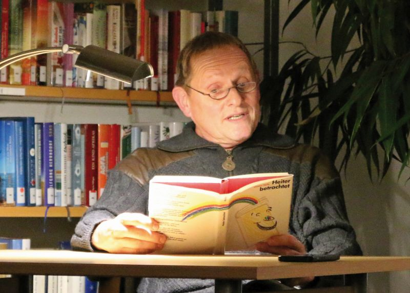 Selters präsentiert Vorleser und ihre Lieblingsbücher