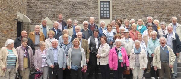 Seniorenakademie besuchte Bendorf und Vallendar