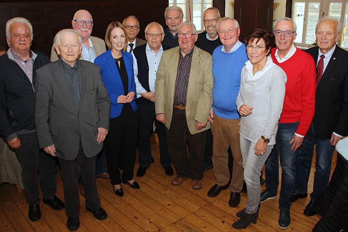 Reiner Kilgen bleibt Vorsitzender Senioren Union Neuwied