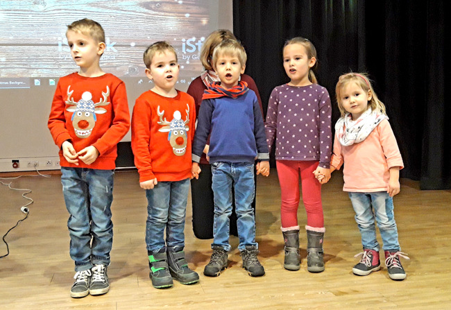 Seniorenakademie Horhausen hatte Adventsfeier