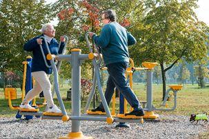 Sport- und Bewegungsgeräte für Ältere