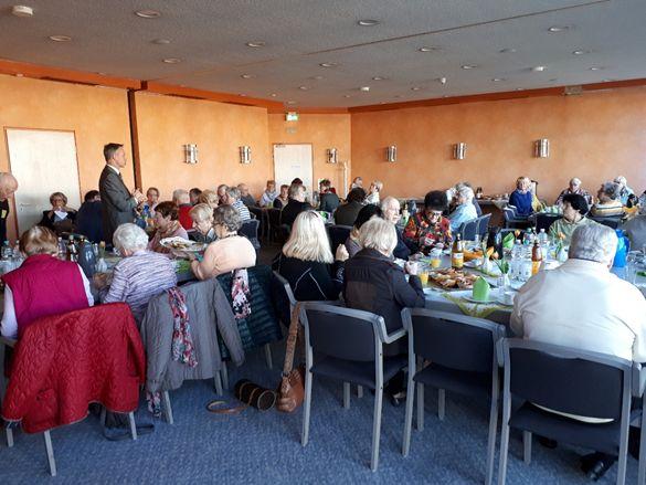 Seniorentreffen in der Stadthalle Ransbach-Baumbach
