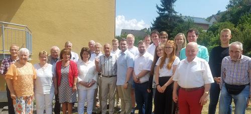 Senioren-Union und Junge Union vertiefen Zusammenarbeit