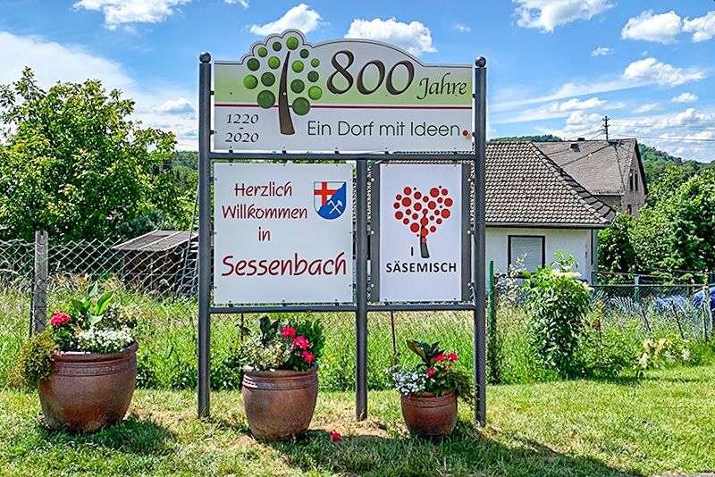 Sessenbach. Foto: Ortsgemeinde