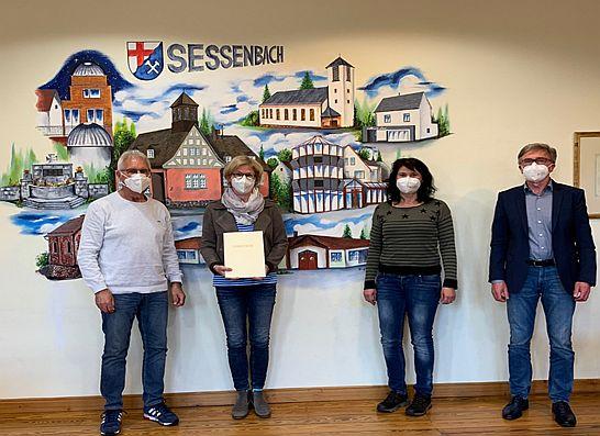"""Neuer Zweckverbandsvorstand """"Kindertagesstätte St. Marien Sessenbach"""""""