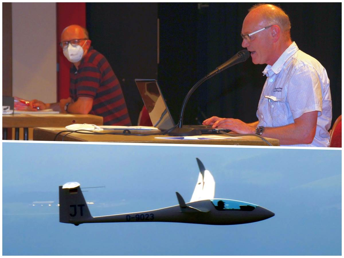 Kirchen-Wingendorf: Segelflieger trotz Corona im Aufwind