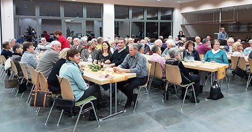 Adventliche Seniorenfeier in Pleckhausen begeisterte