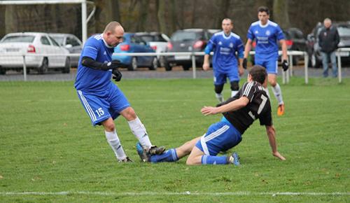 Die SG Mittelhof/Niederh�vels erzielte wichtigen Sieg in Ingelbach