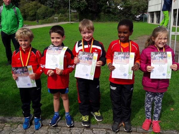 Erfolgreiche Kreismeisterschaften in Dierdorf