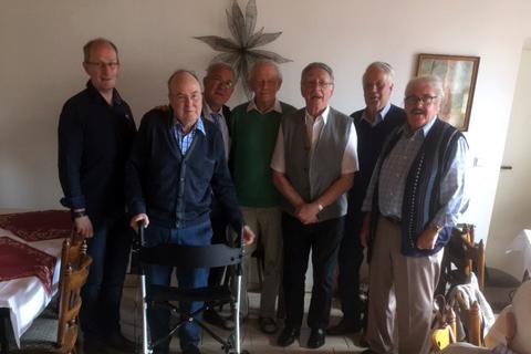 Neuwahlen des Vorstandes des Ortsverbands Raubach