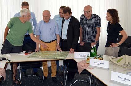 Die Planungsphase für den Siegradweg ist abgeschlossen und in sieben Jahren soll die Strecke befahrbar sein. Foto: kkö