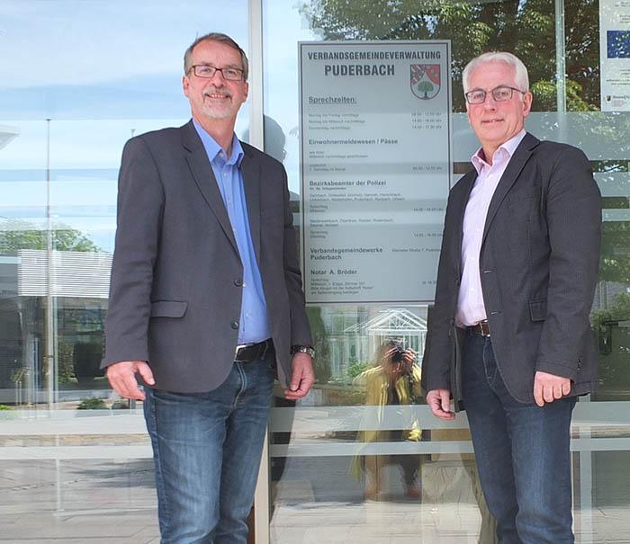 Reger Austausch über aktuelle Entwicklungen in VG Puderbach