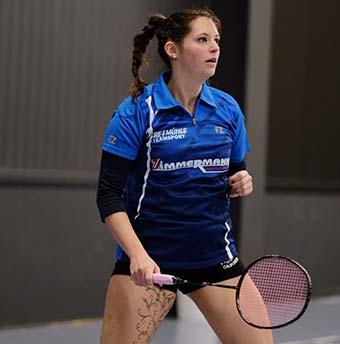 Betzdorfer Badminton-Sportler wieder auf Platz 2